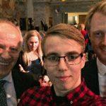 """Ar """"Teslą"""" į Lietuvą atves dvidešimtmetis studentas?"""